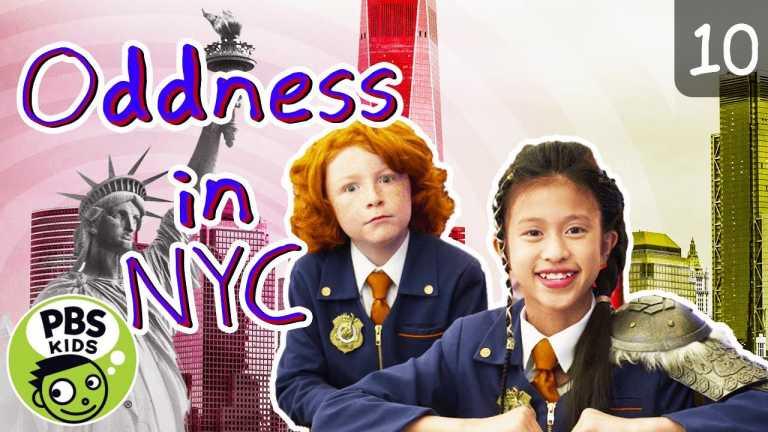 OddTube | Oddness in NYC | PBS KIDS