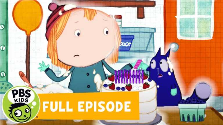 Peg + Cat FULL EPISODE   The Birthday Cake Problem / The Doohickey Problem   PBS KIDS
