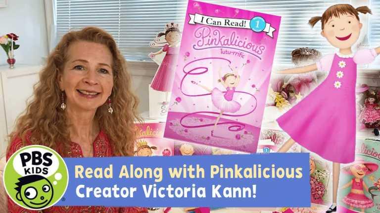 TUTU-RRIFIC! | Pinkalicious READ ALONG! | PBS KIDS
