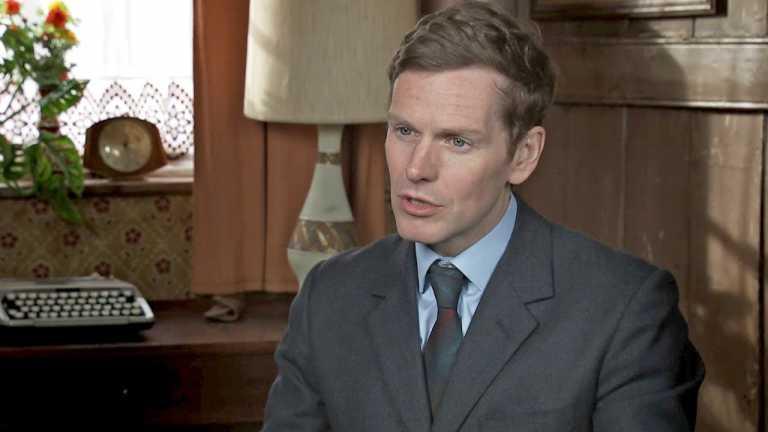 """Endeavour, Season 7: Shaun Evans on Directing """"Oracle"""""""