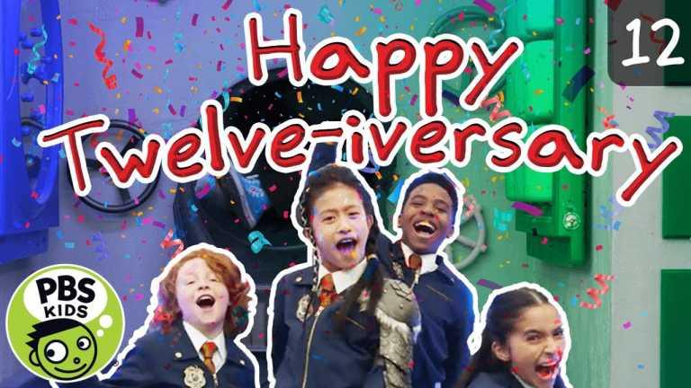 OddTube | Happy Twelve-iversary! | PBS KIDS
