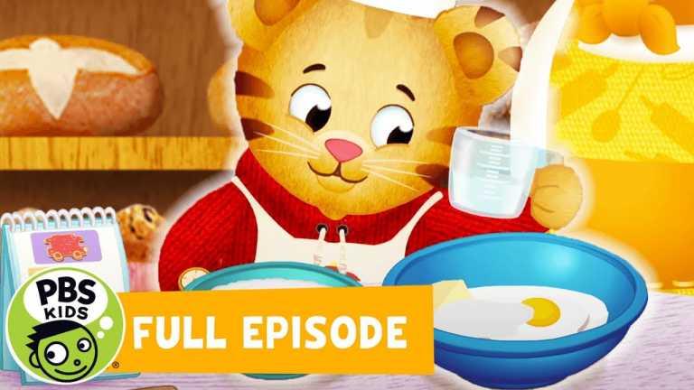 Daniel Tiger's Neighborhood FULL EPISODE | Daniel Makes a Mistake / Baking Mistakes | PBS KIDS