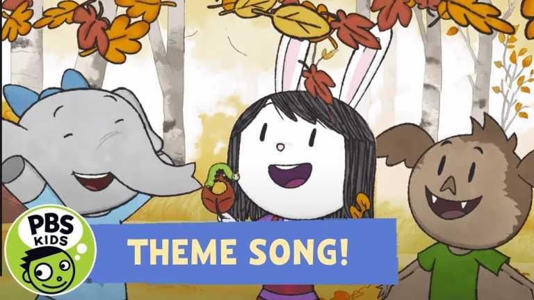 Elinor Wonders Why   Theme Song!   PBS KIDS