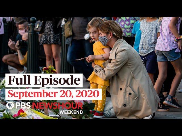 PBS NewsHour Weekend Full Episode September 20, 2020