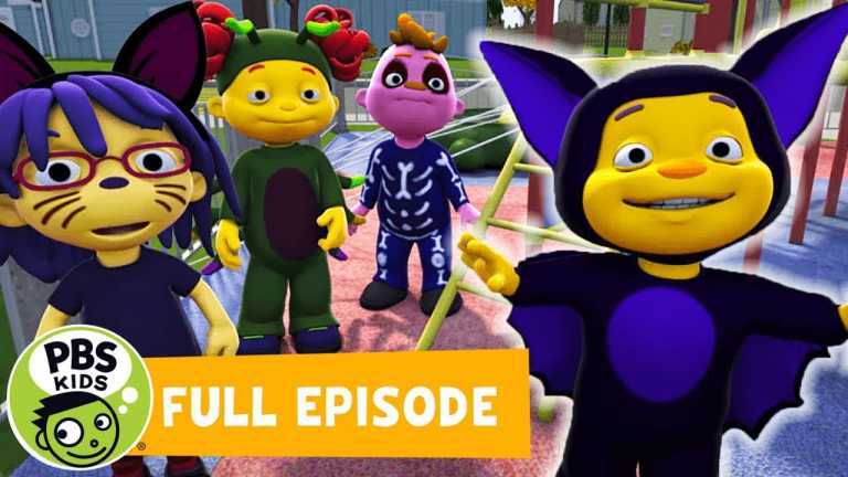 Sid the Science Kid FULL EPISODE   Halloween Spooky Science Special   PBS KIDS