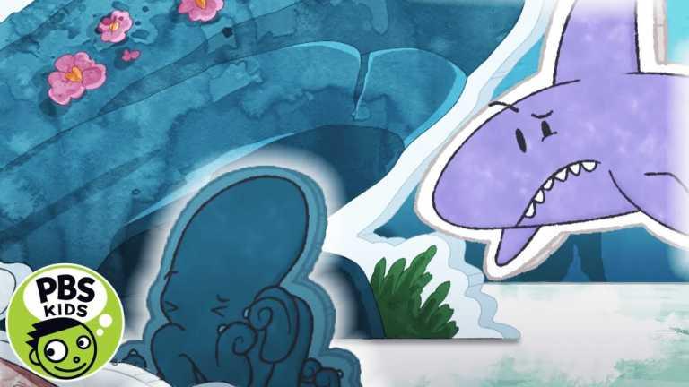 Elinor Wonders Why   Octopus Hide-and-Seek!   PBS KIDS