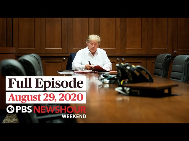 PBS NewsHour Weekend Full Episode October 4, 2020