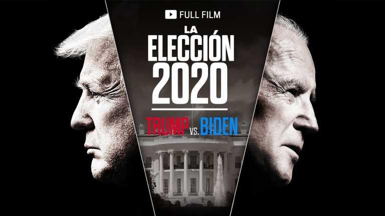 La Elección 2020: Trump vs. Biden (full film, Español) | FRONTLINE