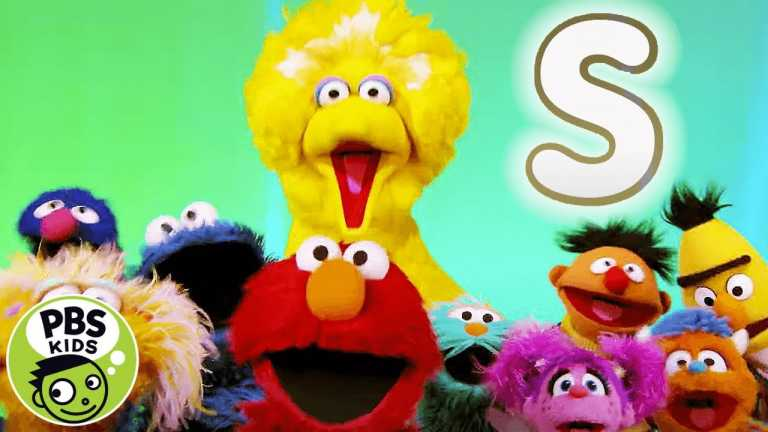 Sesame Street   Letter of the Day: S   PBS KIDS