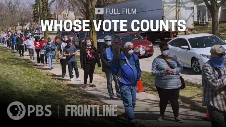 Whose Vote Counts (full film) | FRONTLINE