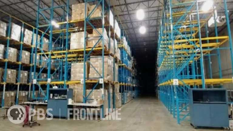 """Depleted Stockpile Contributed to COVID PPE Shortage 