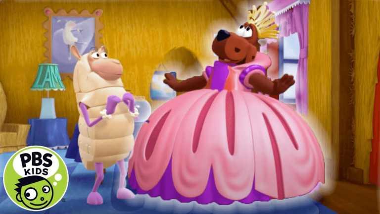 WORDWORLD | Bear's Halloween Costume! | PBS KIDS