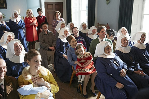 Call the Midwife Holiday Special 2018