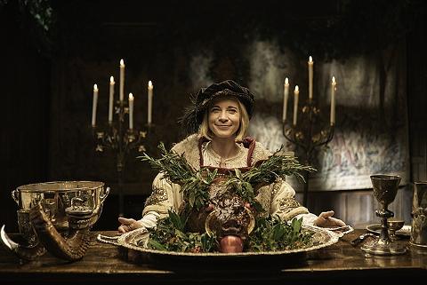 Lucy Worsleys 12 Days of Christmas