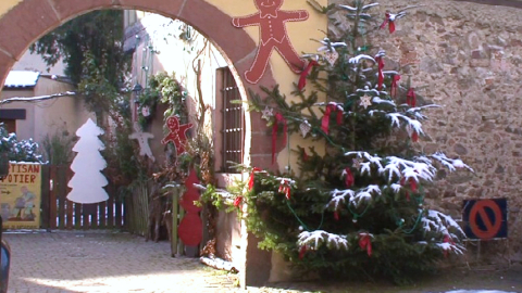 Magic of Christmas in Alsace