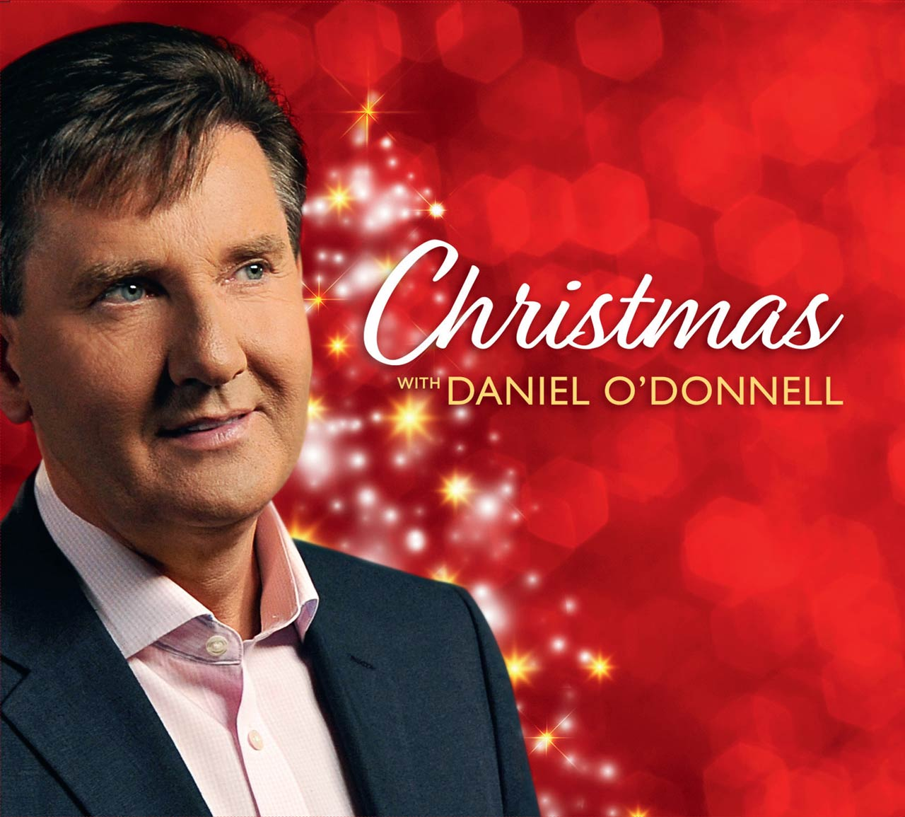 Christmas With Daniel O'Donnell cover