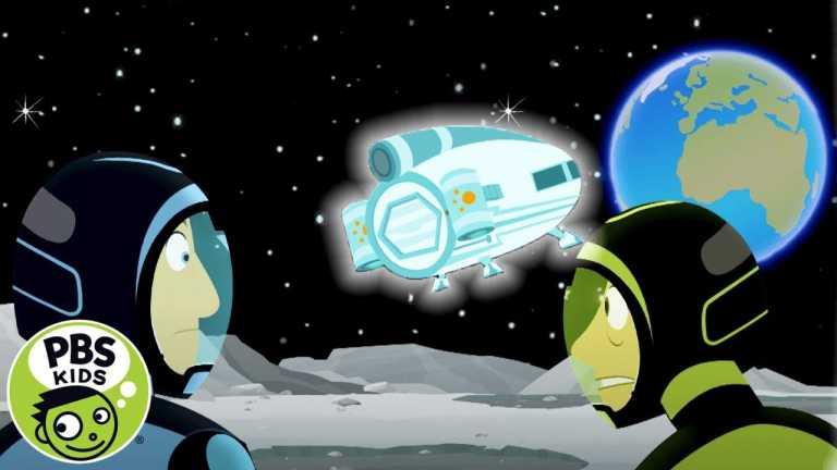 Wild Kratts | Stuck on the Moon?! | PBS KIDS