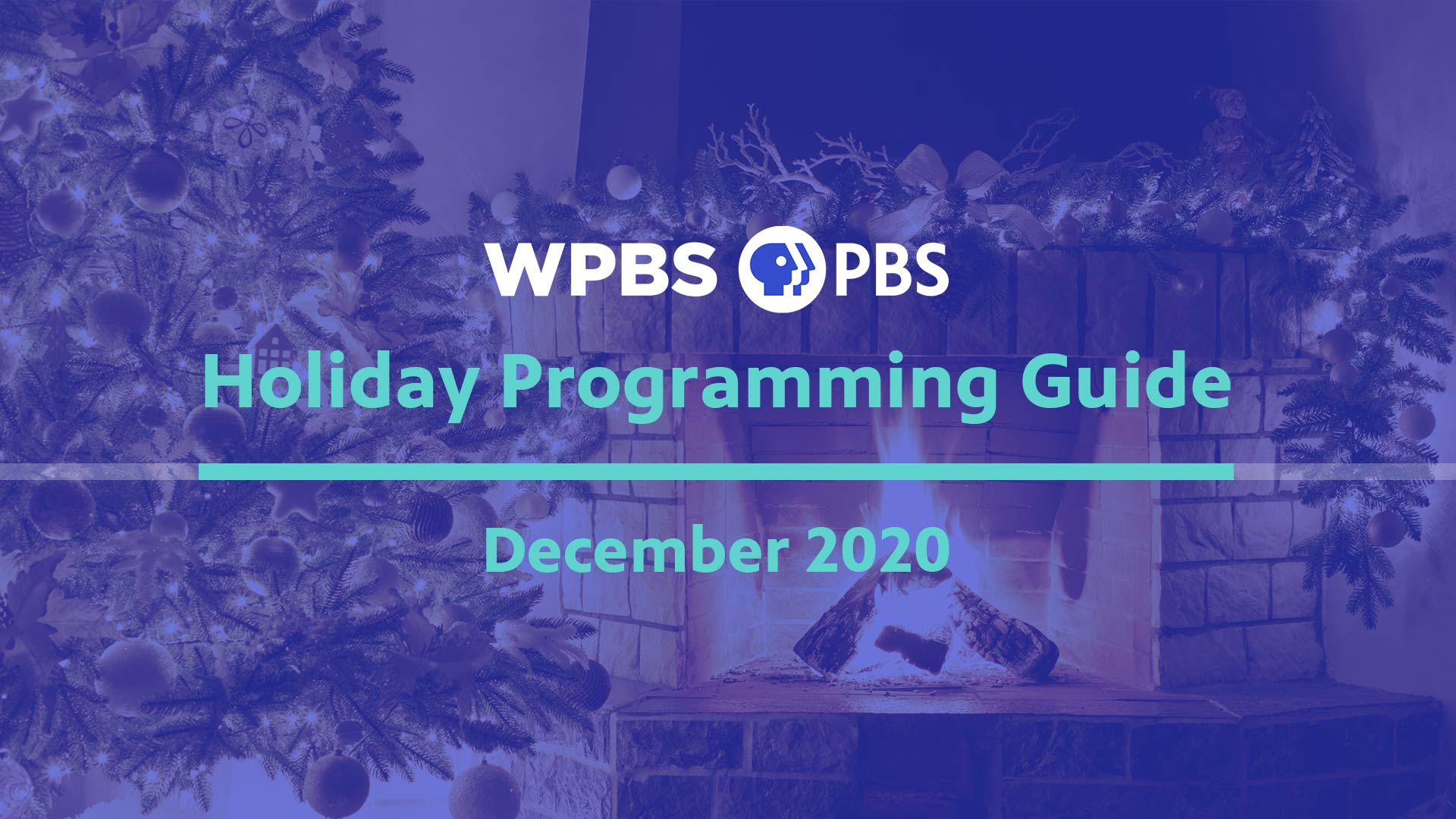 Holiday Program Guide cover image