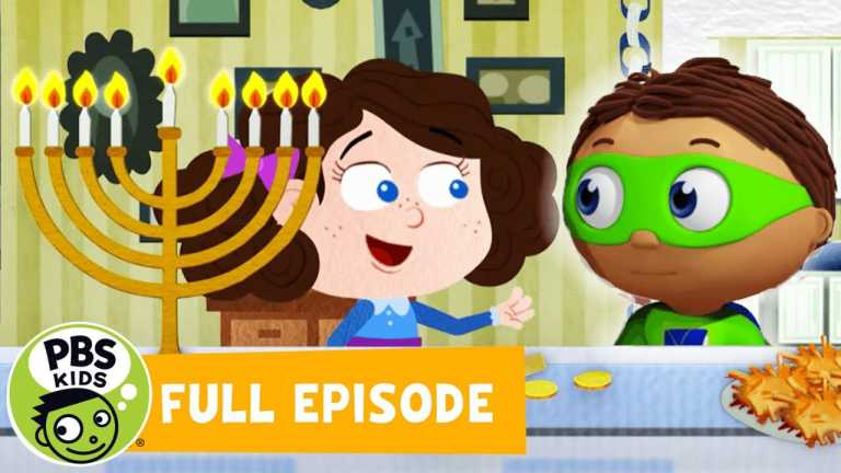 SUPER WHY! FULL EPISODE | Judith's Happy Chanukah | PBS KIDS
