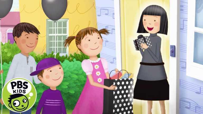 Pinkalicious & Peterrific | Happy Birthday Kendra! | PBS KIDS