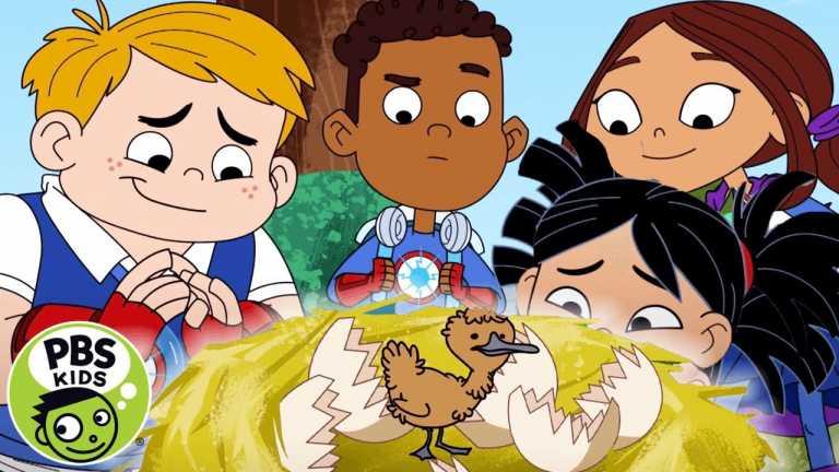Hero Elementary | Lost Baby Bird!? | PBS KIDS