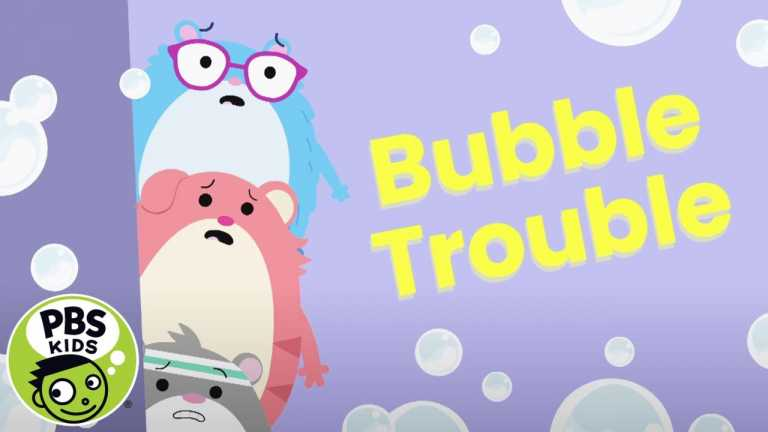 Team Hamster | Bubble Trouble | PBS KIDS