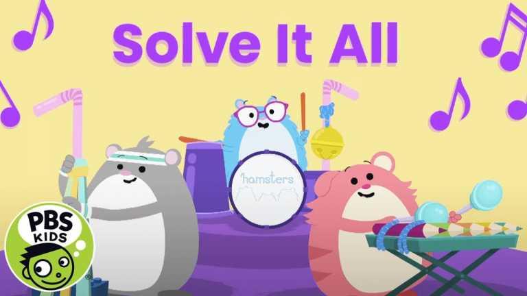 Team Hamster | Solve It All | PBS KIDS