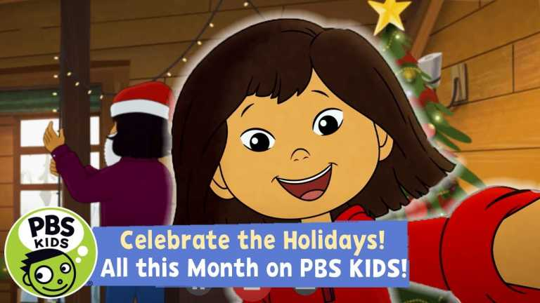 Spend the Holidays with Molly of Denali! | Celebrate all this Month on PBS KIDS!