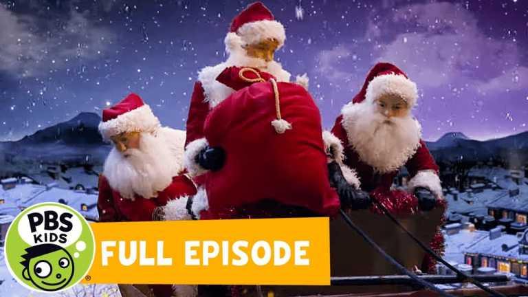 Odd Squad FULL EPISODE | Reindeer Games | PBS KIDS