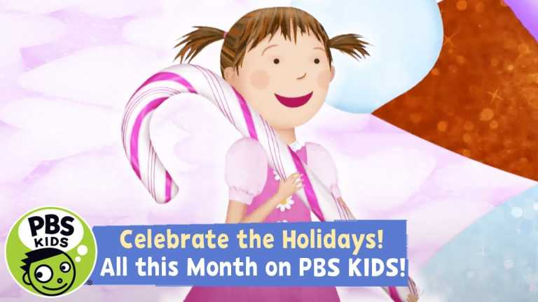 Spend the Holidays with Pinkaliciousi! | Celebrate all this Month on PBS KIDS!