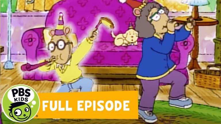 Arthur FULL EPISODE | Arthur's First Sleepover / Arthur's New Year's Eve | PBS KIDS