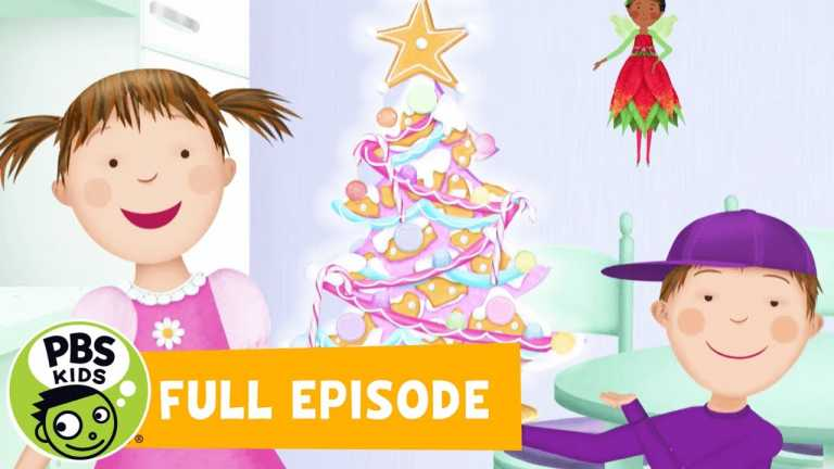 Pinkalicious & Peterrific FULL EPISODE | Gingerbread House / Christmas Tree Trouble | PBS KIDS