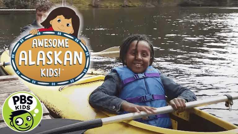 Molly of Denali | Awesome Alaskan Kids: Tour of Kodiak | PBS KIDS