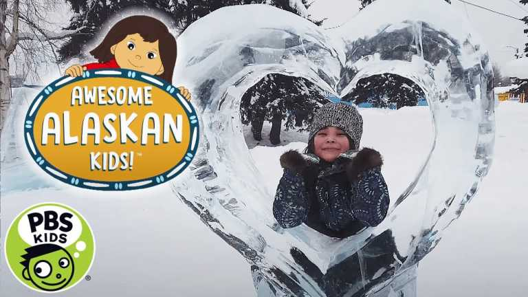 Molly of Denali   Awesome Alaskan Kids: The Ice Park   PBS KIDS