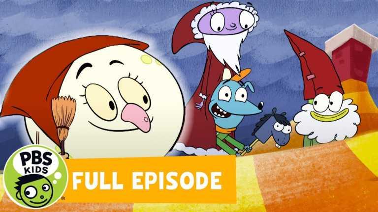 Let's Go Luna MOVIE   Luna's Christmas Around The World   PBS KIDS