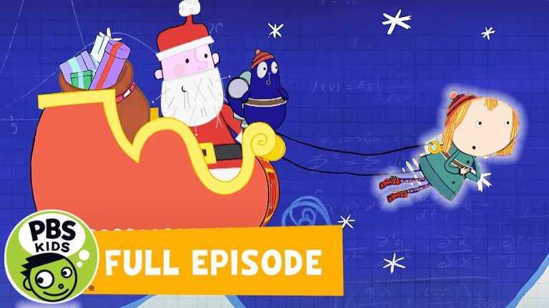 Peg + Cat FULL EPISODE | The Christmas Problem | PBS KIDS