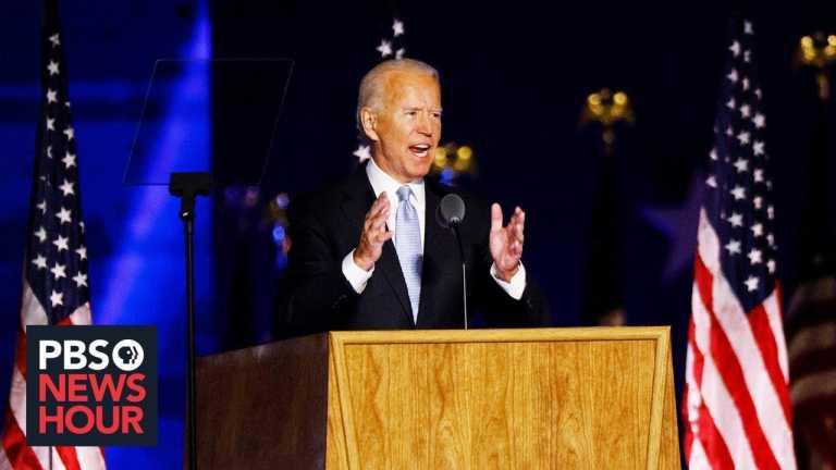 WATCH: Biden speaks on plans for COVID-19, economy