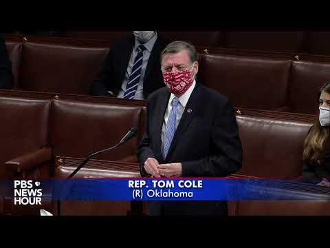 WATCH: Reps. McGovern and Cole debate merits of Trump impeachment | Second Trump impeachment
