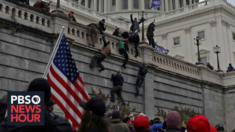 Capitol attack forces reckoning with radical, right-wing political factions