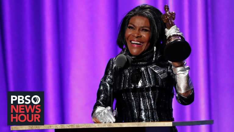 A look back at the life of iconic actress Cicely Tyson
