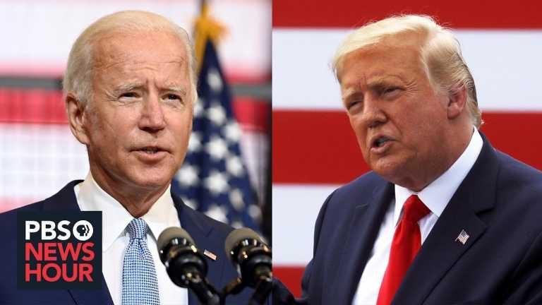 Trump and Biden representatives on final campaign strategies