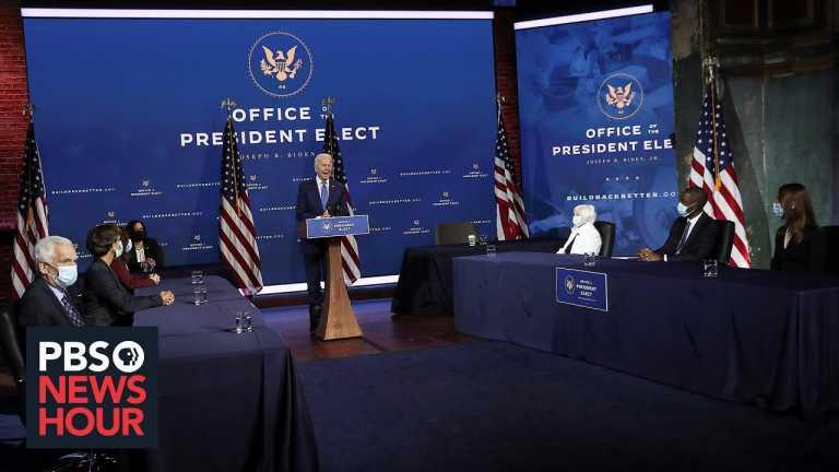 Biden's economic team faces unprecedented crises in shift from Trump