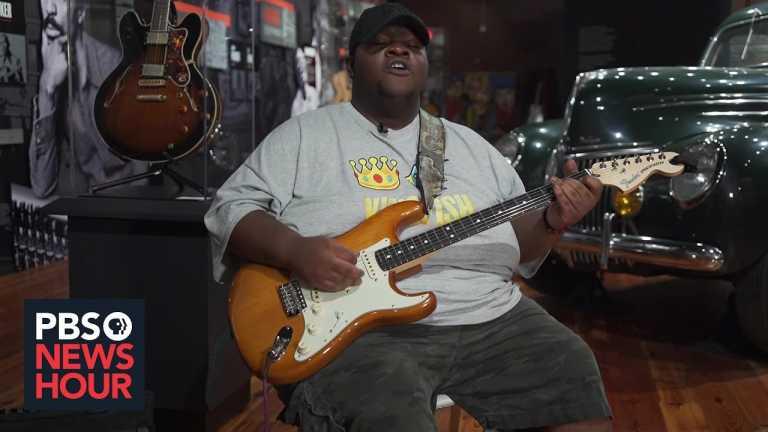 Mississippi's Christone 'Kingfish' Ingram on a blues revival