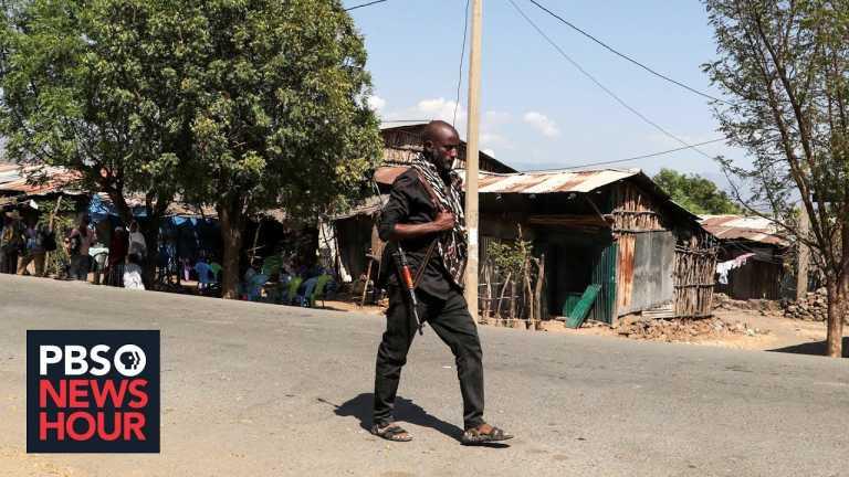 Inside the conflict bringing Ethiopia to crisis