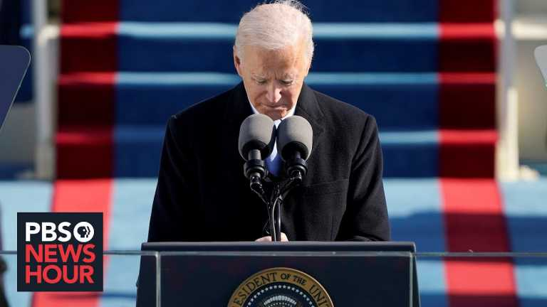 High school students share their hopes for the Biden administration