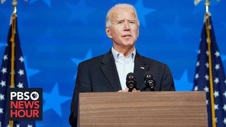 Biden campaign remains confident as Trump escalates false claims