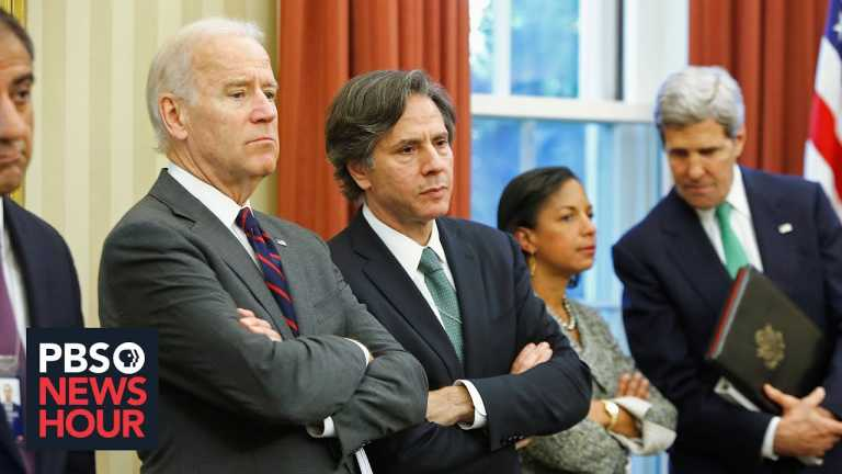 How Biden's national security team seeks to represent 'the diversity of America'
