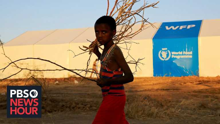 Millions on the brink of starvation as the pandemic exacerbates world hunger