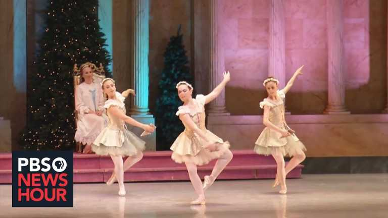 After spate of 'Nutcracker' cancellations, dance companies get creative
