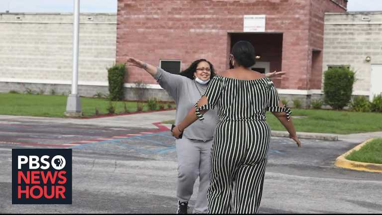 Mothers leaving prison encounter uphill battle as they try reconnecting with family
